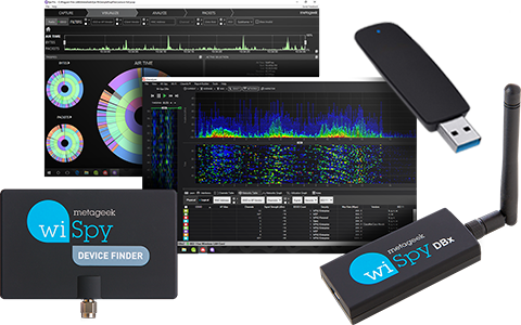 MetaGeek Complete WiFi Diagnostic Solutions